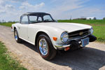 Triumph TR6: Roadworthy Roadster for the 1970s