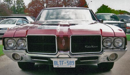 Guide to buying a 1968-1972 Olds Cutlass & 442