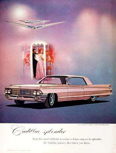 Cadillac Advertising in the 1960s