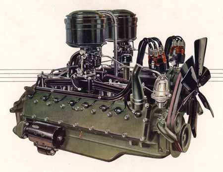 Engine illustration.