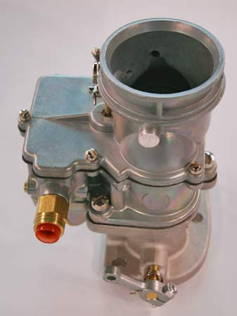 Speedway Motors now offers a reproduction version of one of the most popular carburetors ever used, the original Stromberg 97! Original equipment on '30s and '40s cars and trucks, It flows up to 184 cfm with 28 inches of vacuum.