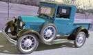 Driving a Ford Model A