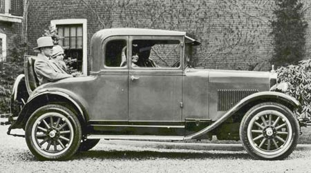 1927 Erskine Model 50 Coupe