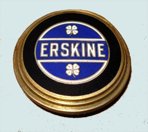 Erskine badge