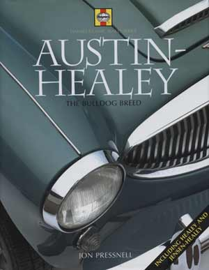 Austin-Healey: The Bulldog Breed