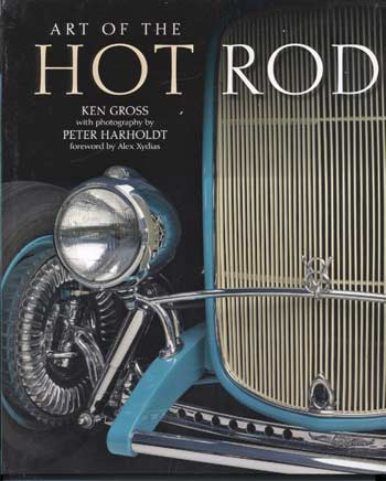 Art of the Hot Rod Book Cover