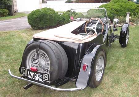 Hrg A Gentleman S Racer
