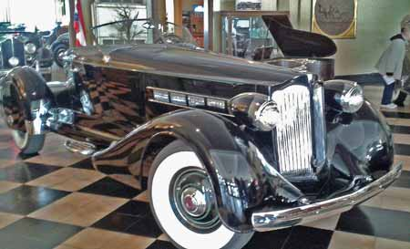 This Packard speaks for itself.