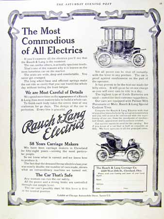 1910 Most Commodius Ad