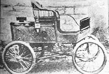 Dawson Steam Automobile.