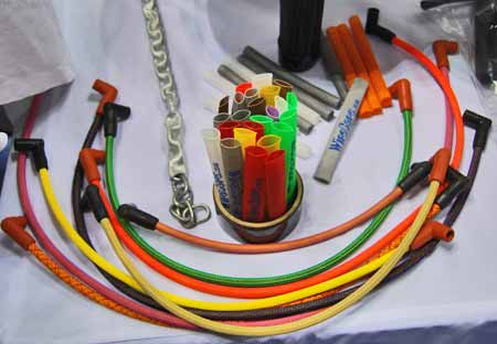Wire Care Photo 09 cleaning up wiring after painting wire harness trade shows at virtualis.co