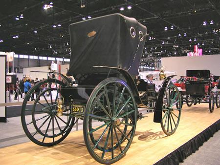 Auto Biography Holsman Highwheeler Motor Buggy 1901 1911