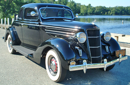 Auto Biography 1935 Dodge Du Coupe