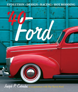 40 Ford Evolution Design Racing Hot Rodding