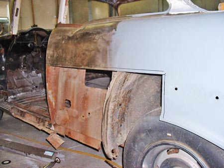 1956 Body Canada Car Ford In Panel Replacement
