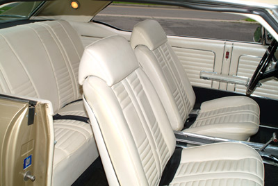 Image result for 1966 olds cutlass interior