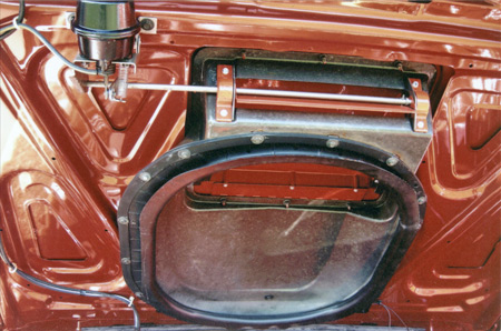 Ramcharger Induction hood is very desirable and motorized with pop up door in 1970.