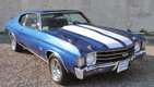 Classic Car Buyer's Guide: 1968-1972 Chevelles