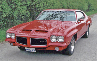 1970 was the first year for the 455 engine and last for the Ram Air IV. You'll pay a premium for a high performance 1970 GTO.