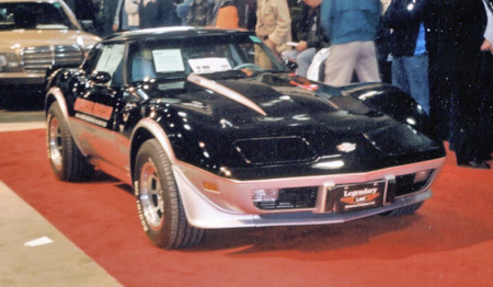The Indy Pace Car model is a desirable model.