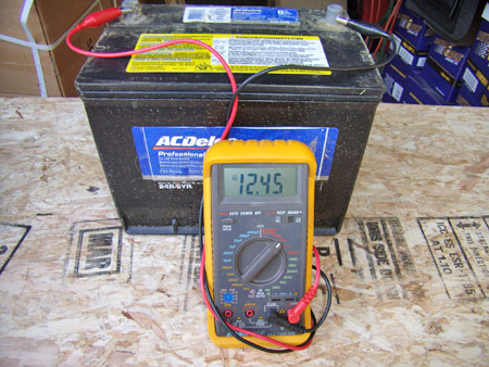 How To Check Car Battery Health With Multimeter