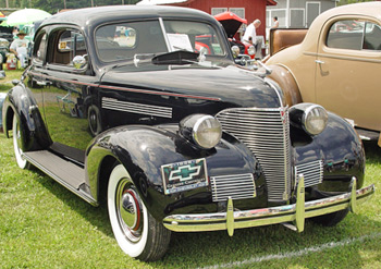 auto biography: the chevrolet masters