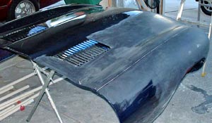 Wet Sanding Clear Coat >> Color Sanding Your Classic Car