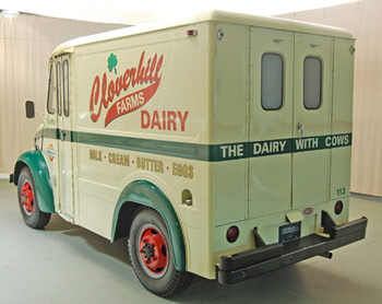 1965 Divco Delivery Truck