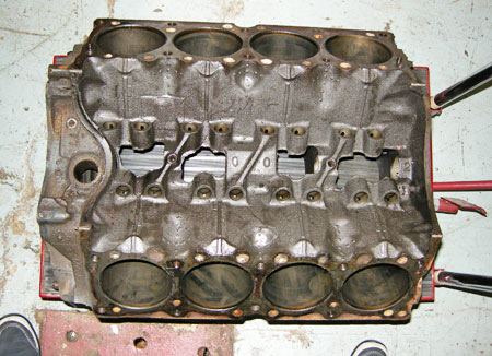 Non Chevy performance engines are hard to find now. Rebuilders need your core to build up Pontiacs, Olds or Mopars. The cores now cost what we used to pay for wrecking yard runners.