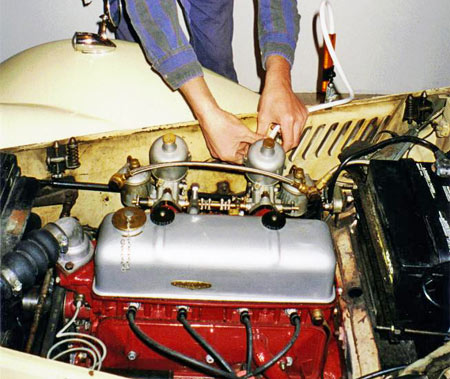 Rebuilding Your Classic Car Engine Important Part Of Restoration - Classic car rebuild