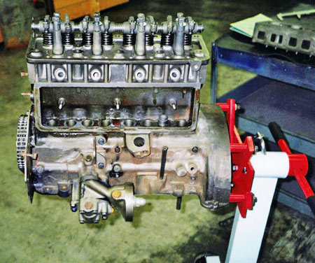 Company: Lesco Custom Performance  Race Engines - Rebuilders of