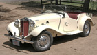 MG as First Car is Hobbyist's Cup of Tea