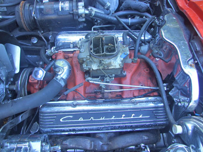 Classic Car engine could use some help