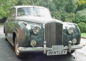 On first glance, the 1959 Bentley S1 Standard Saloon could be a likely candidate for a nice classic car restoration project.