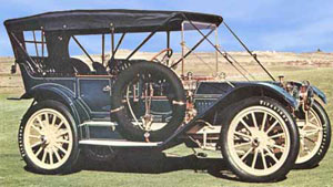 1911 Oldsmobile Touring Car