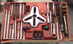 Assault industries steering wheel removal tool.