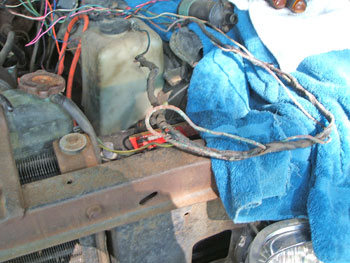 Kdpof Pof Future Wire Harness H additionally Vw Bettle Wiring Ignition as well Buick further Pix Rvoml Ac Ul Sr as well Tx Hglnjl Sl. on automotive wiring harness melted