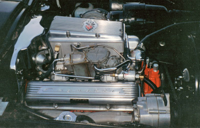 You might find a '64 fuel injection project but restoration will be expensive.