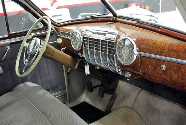 Second Chance Auto >> 1941 Cadillac Series 62 Sedan
