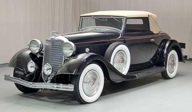 1933 Lincoln Ka