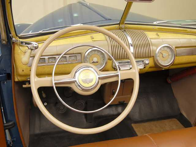 Second Chance Auto >> 1947 Ford Sportsman Woodie Convertible