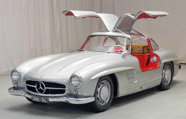 1954 Mercedes Benz 300sl