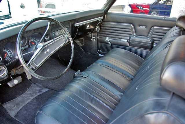 1969 Chevelle SS 396 2 Door Hardtop