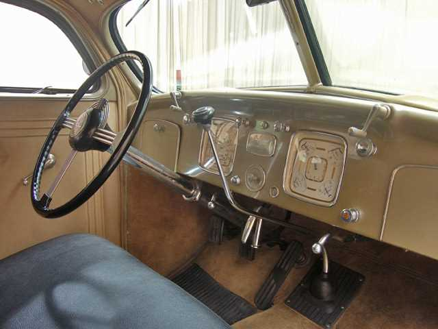 Second Chance Auto >> 1936 Chrysler Airflow