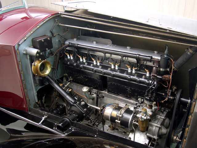 Second Chance Auto >> 1928 Rolls Royce Phantom I