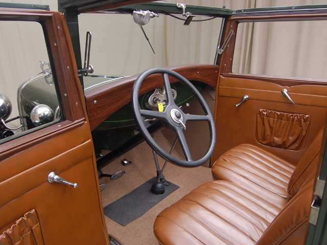 1931 Ford Model A 400