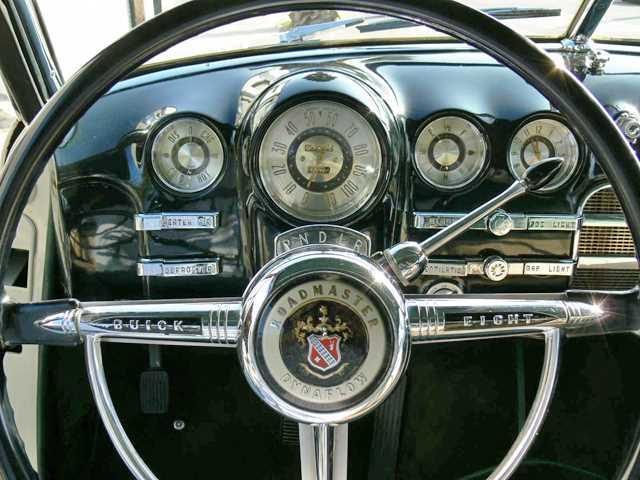 Buick T Type >> 1949 Buick Roadmaster
