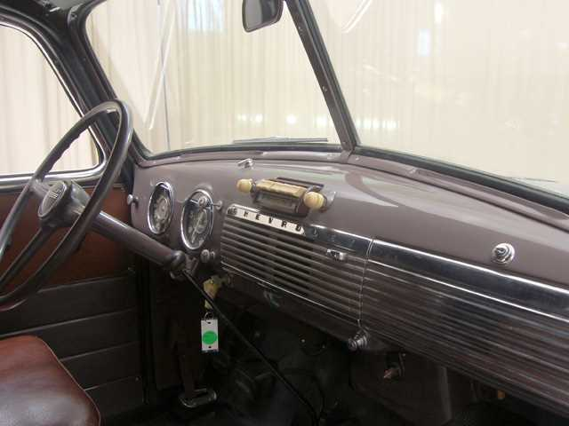 Chevrolet Panel Truck Dash on Old Truck 3 Door