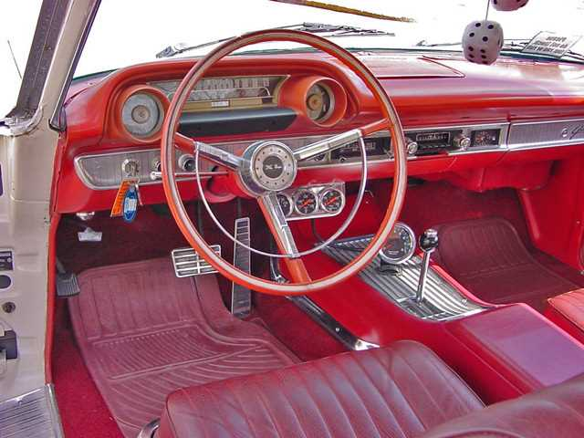 Ford Galaxie Xl Dash on 1964 chevy wiring diagram