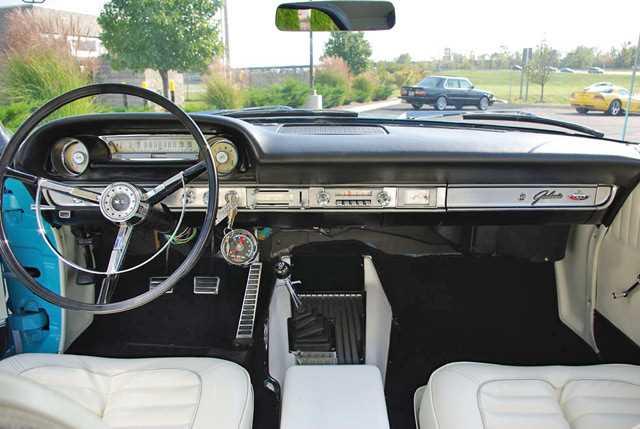 Second Chance Auto >> 1964 Ford Galaxie 500 XL